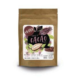 Ubaya Foods Nibs de cacau - 100g