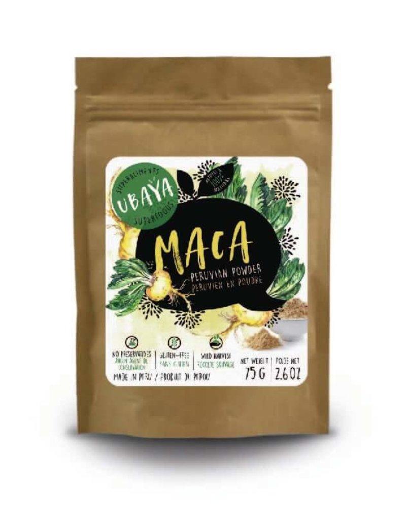 Ubaya Foods Maca Powder - 75g
