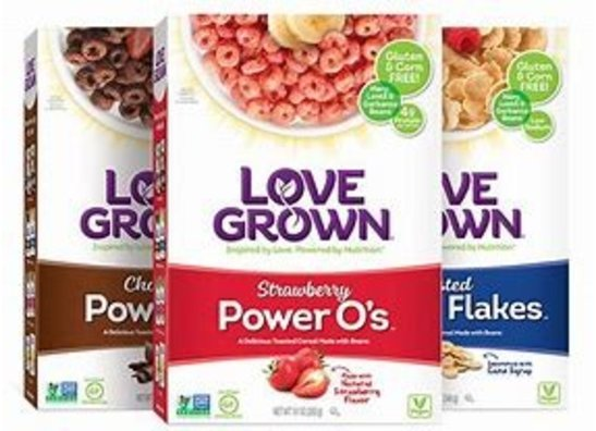 Love Grown Cereal