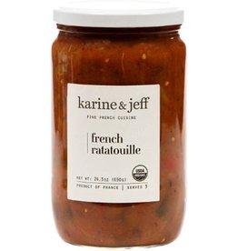 Karine & Jeff Ratatouille Francês - 690g
