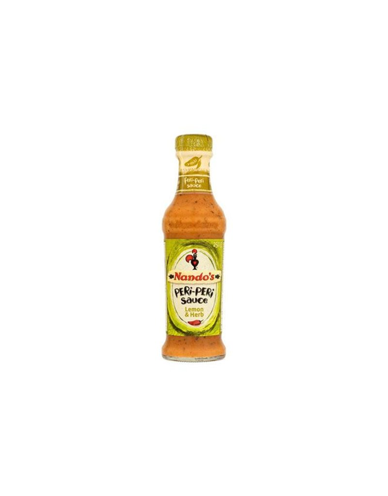 Nandos Peri Peri Pepper- Lemon & Herbs - 125 ml