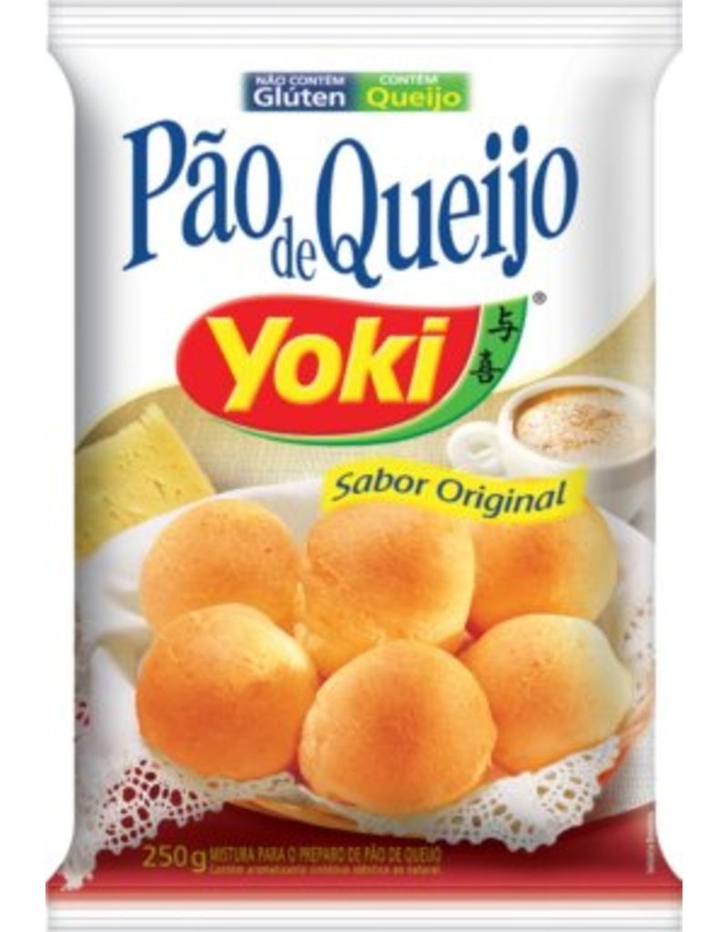 Yoki Cheese Rolls Mix - 250g