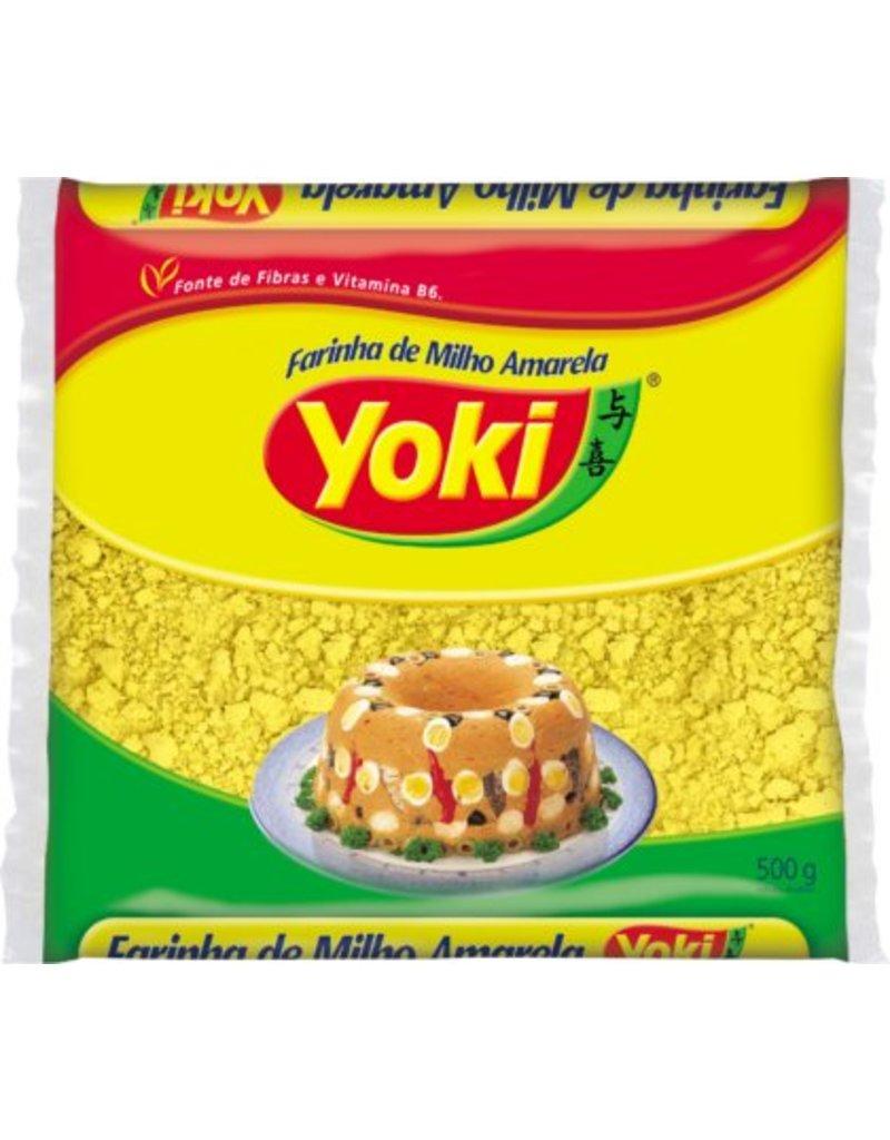 Yoki Yellow Corn Flour - 500g