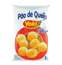 Yoki Cheese Rolls Mix - 1 Kg
