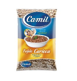Camil Haricots Pinto - 1Kg