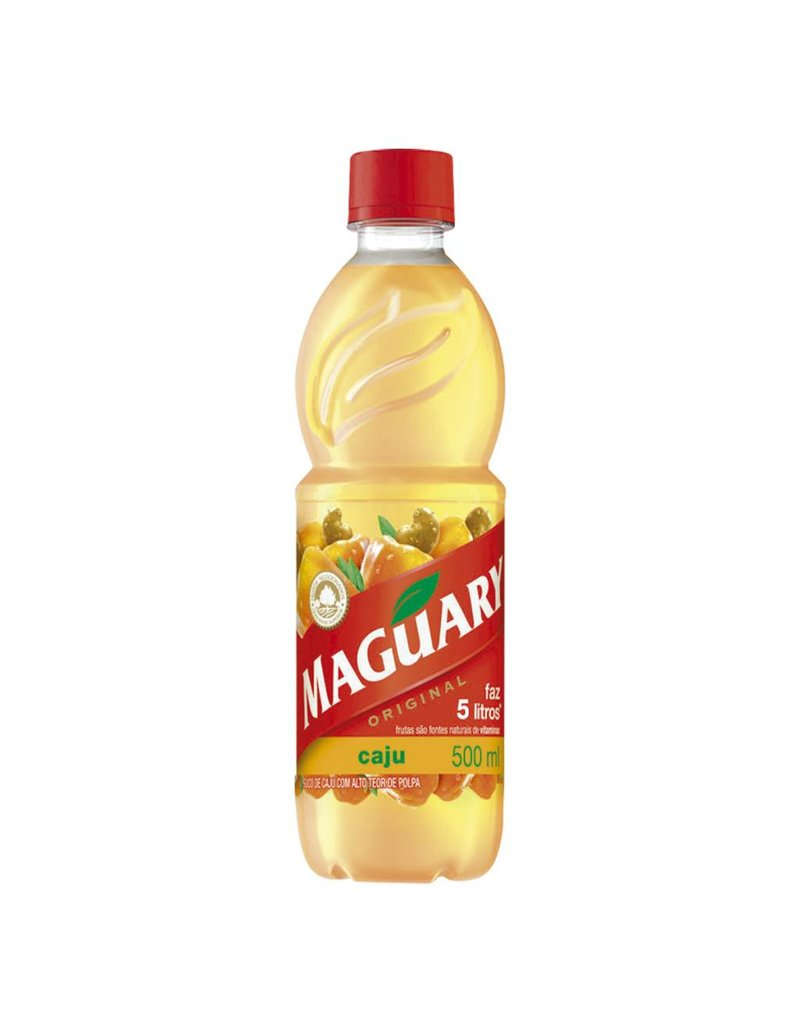 Maguary Cashew Juice - concentrated - 500ml