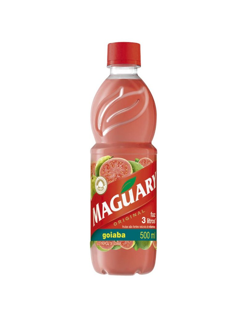 Maguary Guava Juice - Concentrated - 500ml