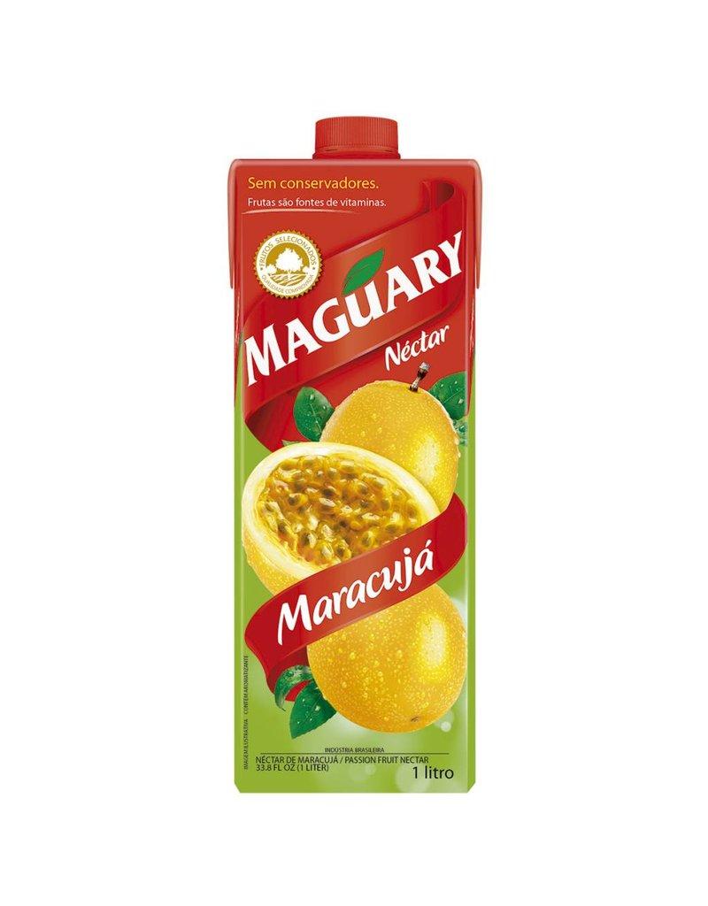 Maguary Passion Fruit Juice - 1 Lt