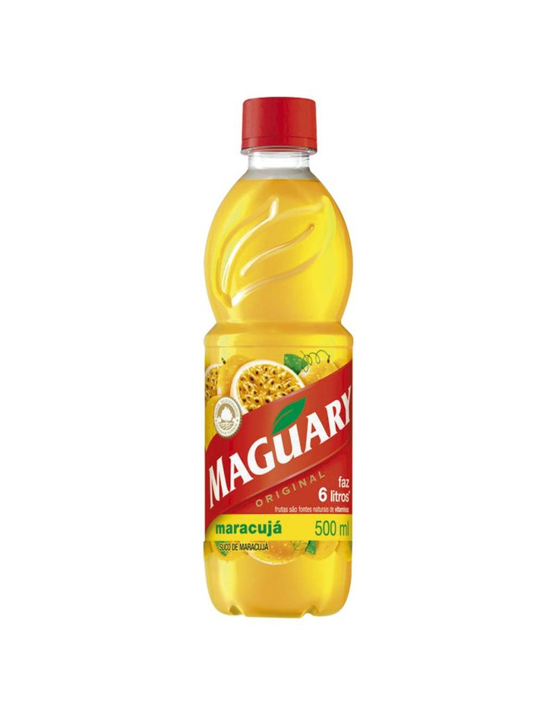 Maguary Passion Fruit Juice - Concentrated - 500ml