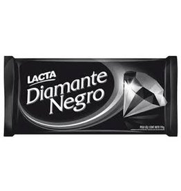 Lacta Diamante Negro - Chocolate - 25g
