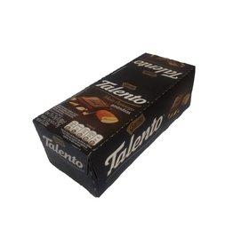 Garoto Chocolate Talento Meio Amargo e Amêndoas - 90g