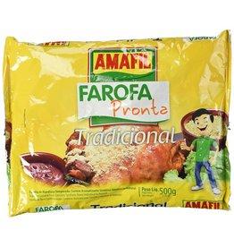 Amafil Farofa Tradicional -500 g