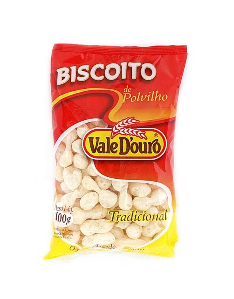 Vale Douro Salted Povilho Cookies - 100g