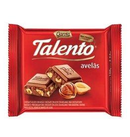 Garoto Chocolate Talento Hazelnut - 100g