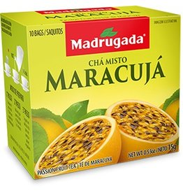 "Madrugada Passion Fruit Herbal Tea - 15""s"