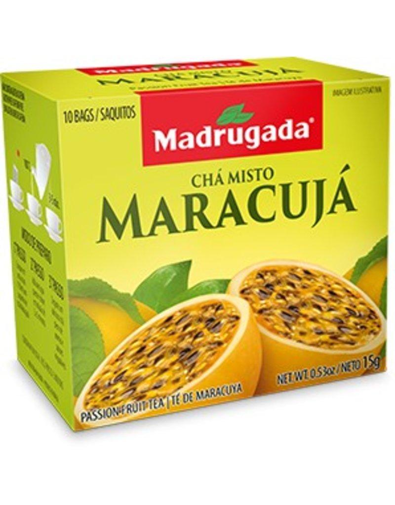 "Madrugada Passion Fruit Herbal Tea - 15""s"