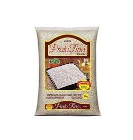 Prato Fino Arroz Branco - 1 Kg