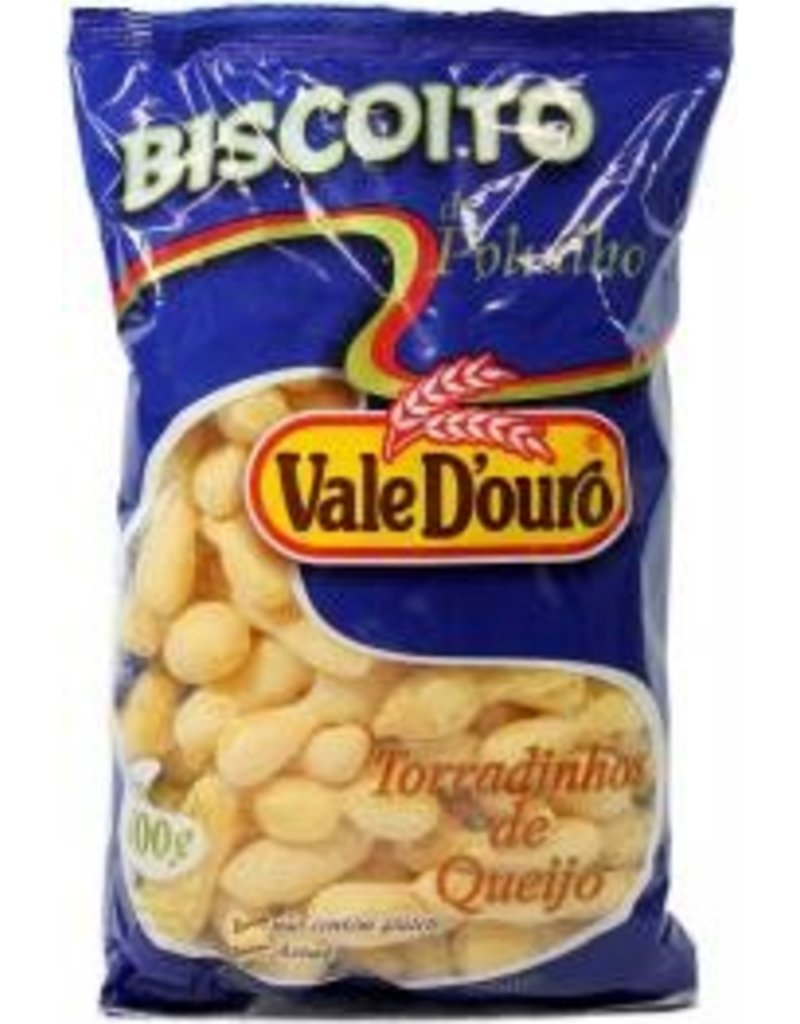 Vale Douro Polvilho Cookies Cheese Gourmet - 90g