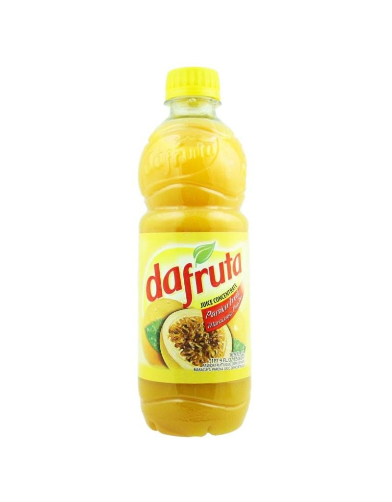 Da Fruta Passion Fruit Concentrated Juice - 500ml