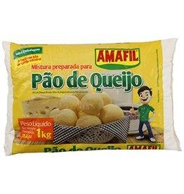Amafil Mix de Pão de queijo - 500g