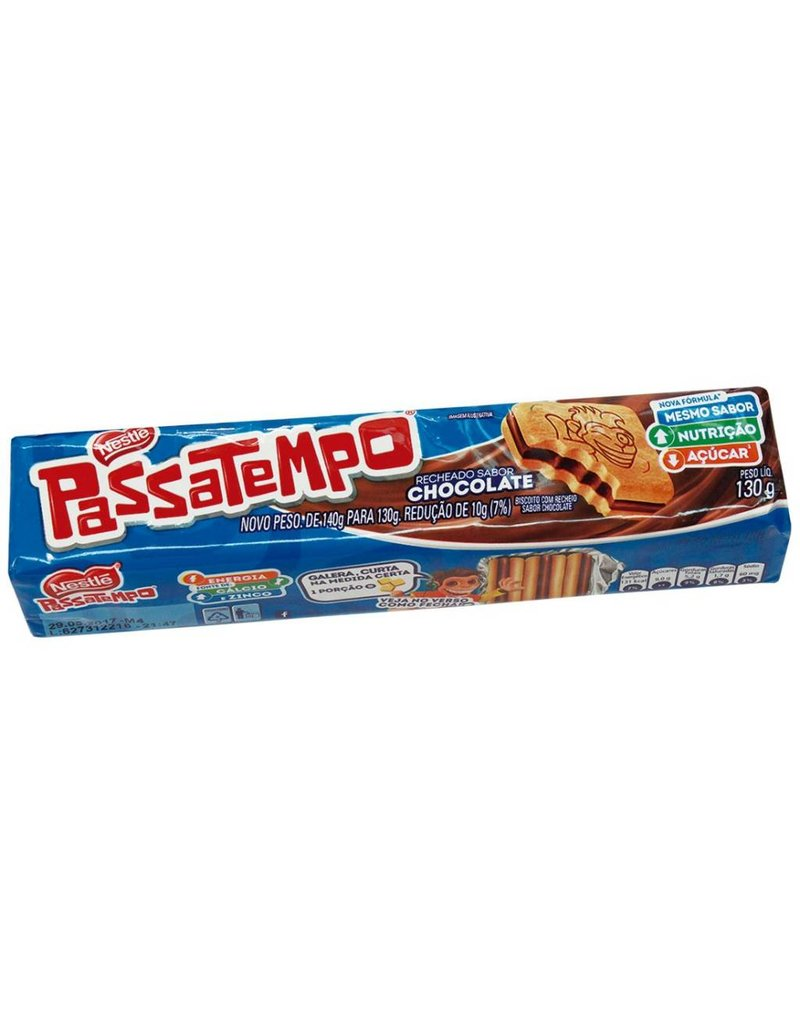 Nestle Cookies Passatempo -  Chocolate - 140g