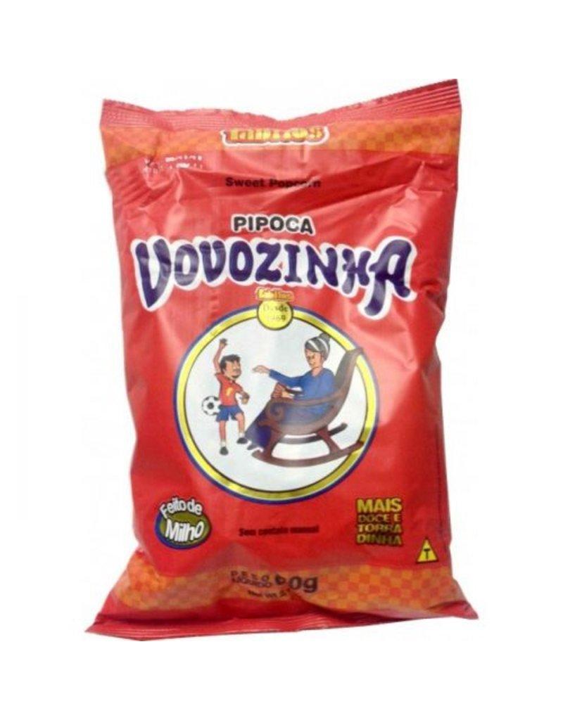 Fabitos Popcorn - Vovozinha - 60g
