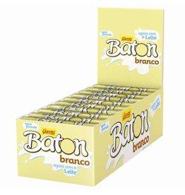 Garoto Chocolat Blanc Batom - 16g