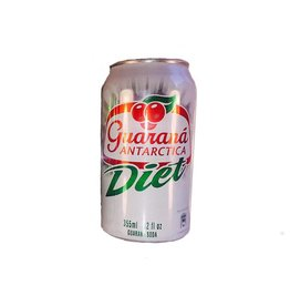 Guaraná Antartica Guarana Antarctica Diet - 330ml