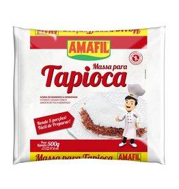 Amafil Massa de Tapioca Hidratada - 500g