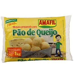 Amafil Cheese Rolls Mix - 1 Kg