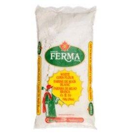Ferma Farinha de milho branco - 750g