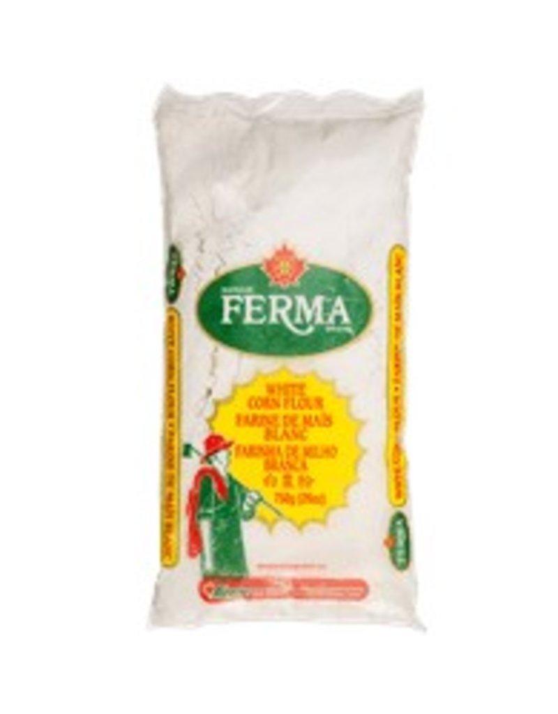 Ferma White Corn Meal - 750g