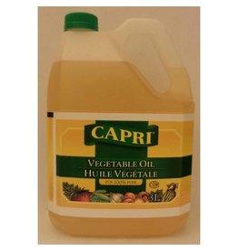 Capri Vegetable Oil - 3 lt