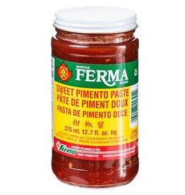 Ferma Pasta De Pimento Doce - 750ml