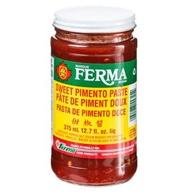 Ferma Pasta De Pimento Doce - 375ml