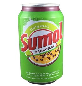 Sumol Sumol Drink - Passion fruit-  330ml