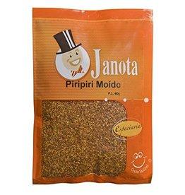 Janota Piri Piri Pimenta Moída - 10g