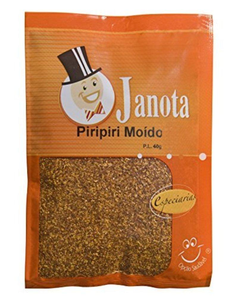 Janota Piri Piri Pepper ground - 10g