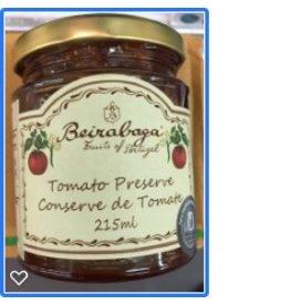 Beirabaga Doce de Tomate - 270g