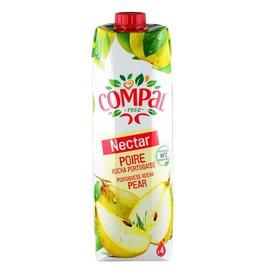 Compal Pear Nectar - 1lt