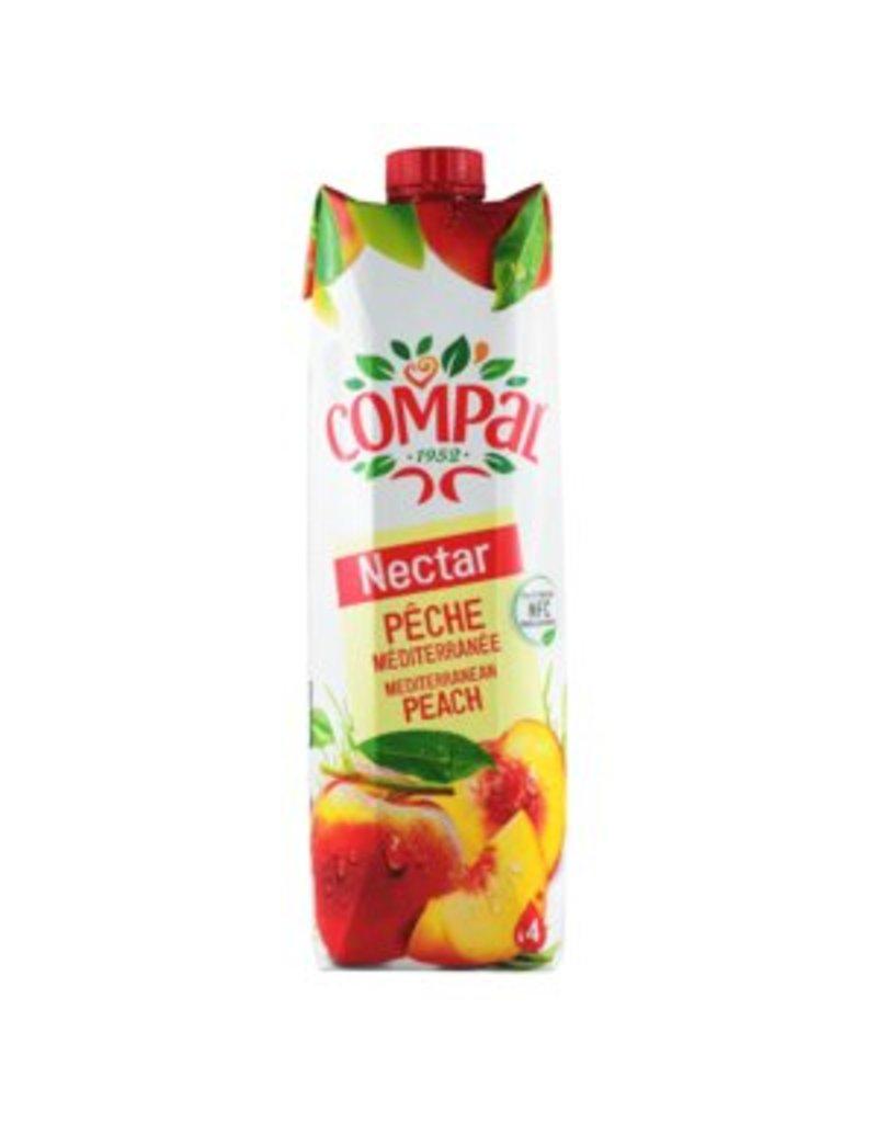 Compal Peach Nectar - 1lt