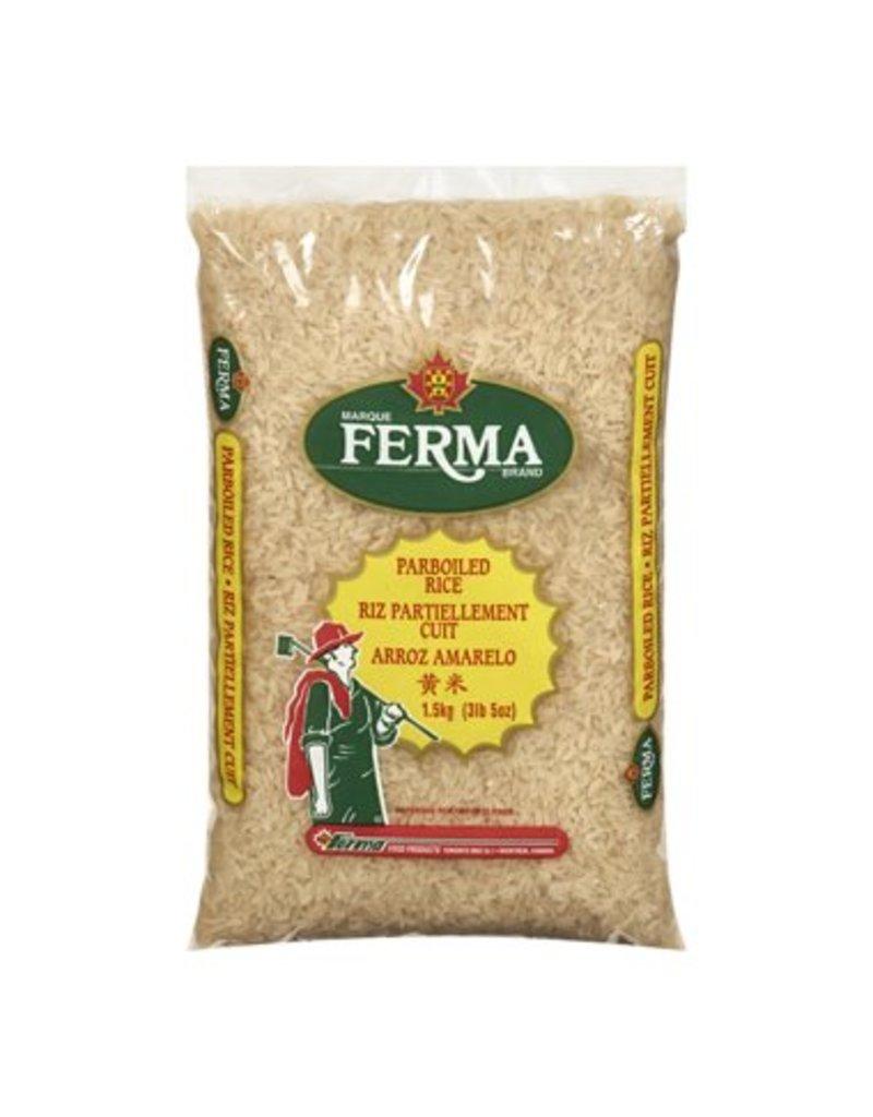 Ferma Parboiled Rice 1.5Kg
