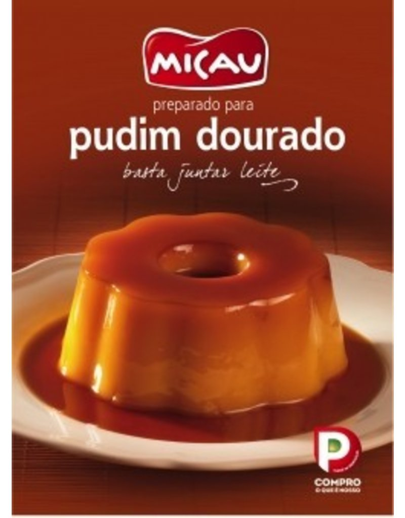 Micau Golden Pudding - 200g