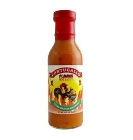 Portugallo  Hot Sauce - Flaming Hot - 355ml