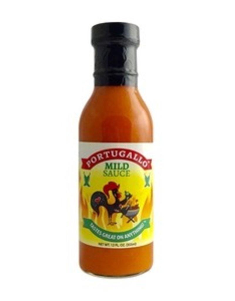 Portugallo  Hot Sauce - Mild - 355ml