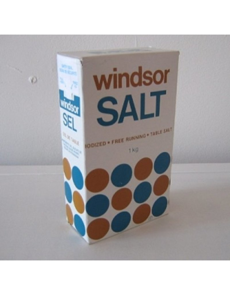 Windsor Sea Salt - Fine - 1kg