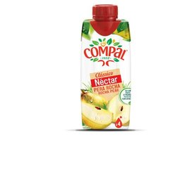 Compal Pear Nectar - 200ml