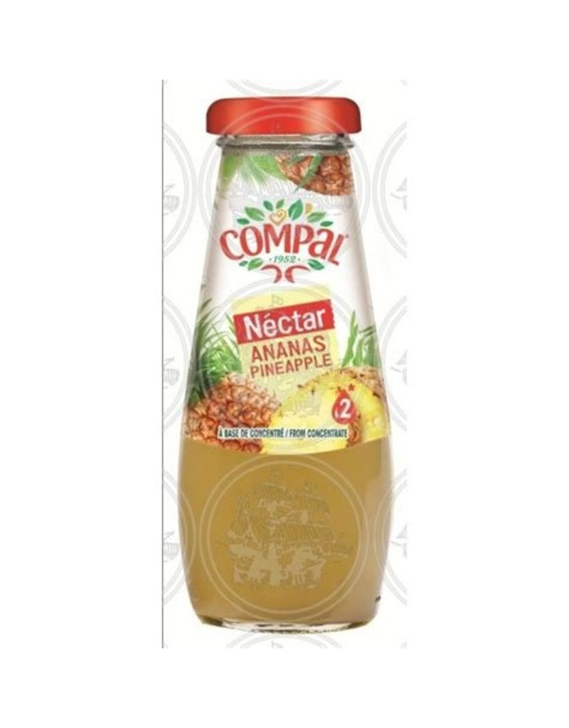 Compal Pineapple Nectar - 200ml