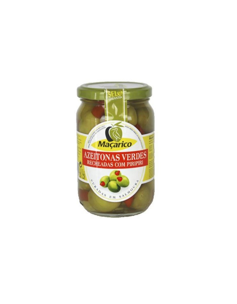Maçarico Stuffed Green Olives - 220g