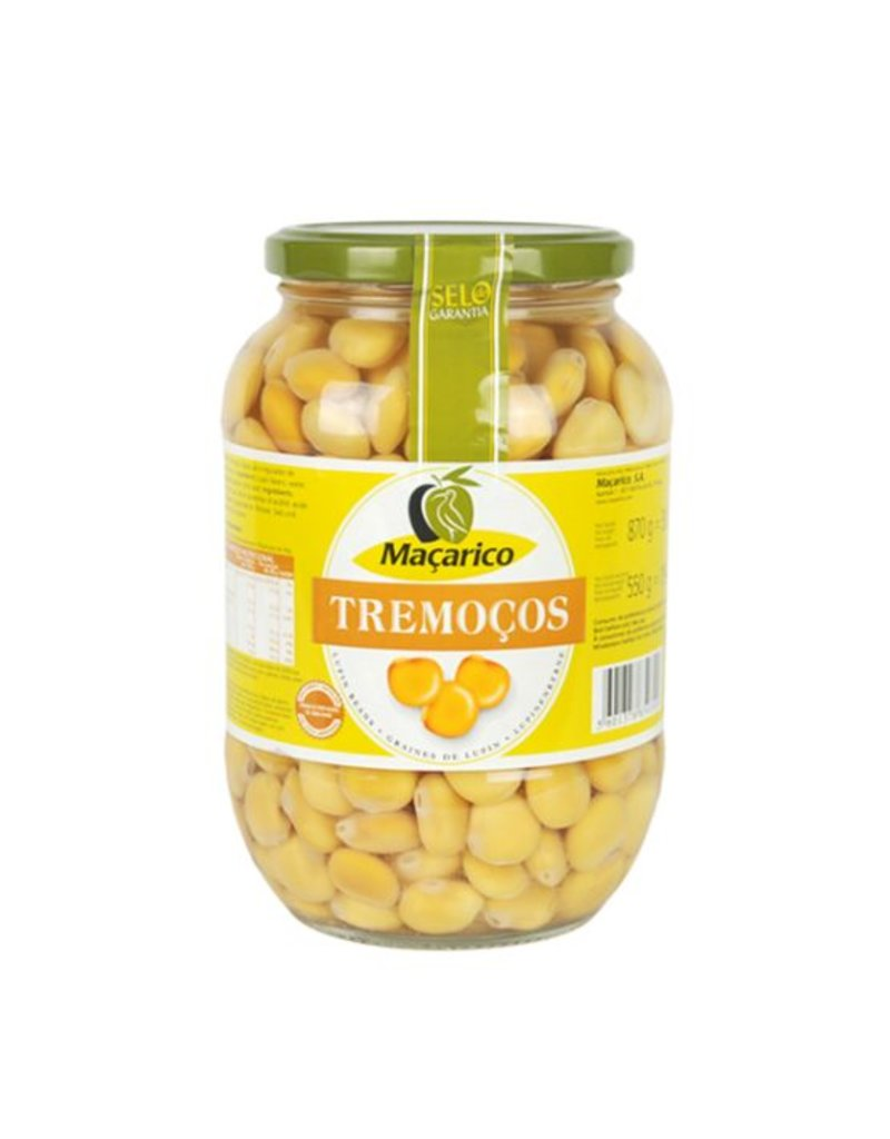 Maçarico Lupini Beans - 796 ml